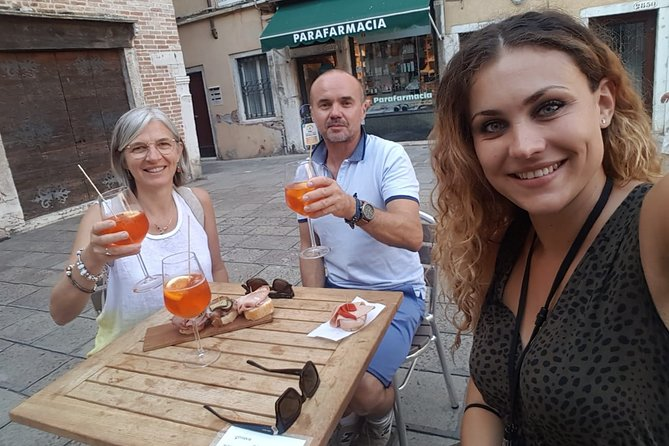 Venice Jewish Ghetto small group tour with SPRITZ and CICCHETTI tasting