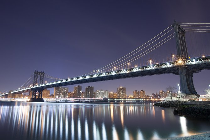 Brooklyn Bridge at Night Photography Tour
