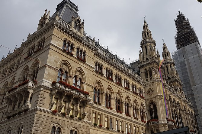 Vienna Private Tour: The 7 Wonders of Vienna Spy Game