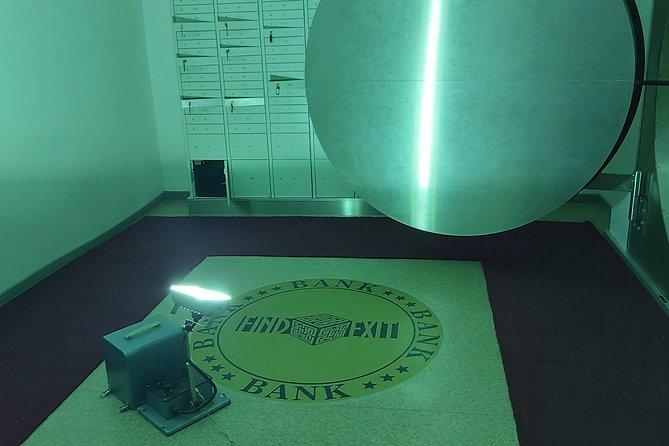 The Bank Job Escape Game in Riga