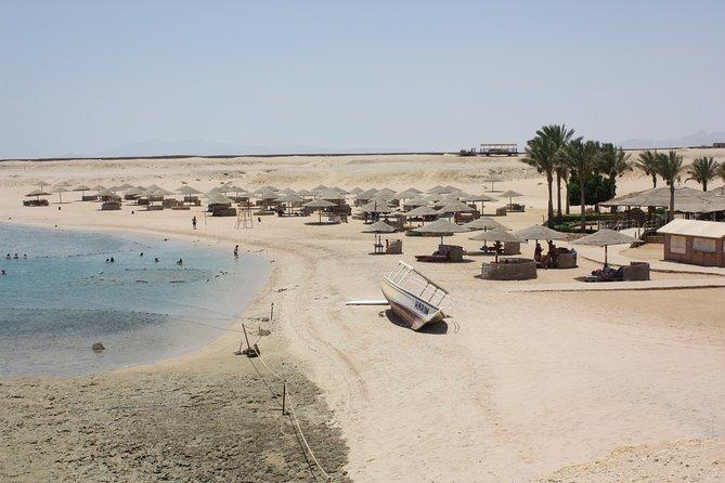 Beach time out in Sharm El Naga