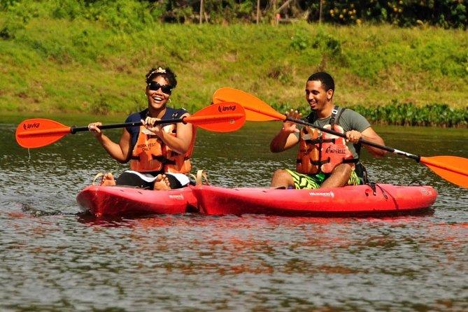 Ziplining and Kayaking Experience in Bergendal