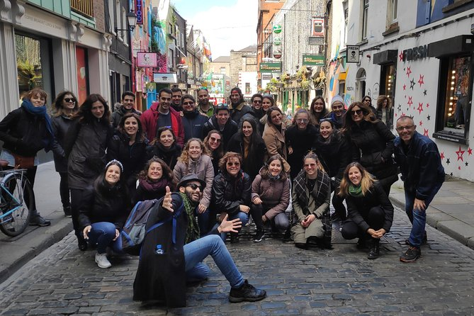 Private Walking Tour of Dublin City Center
