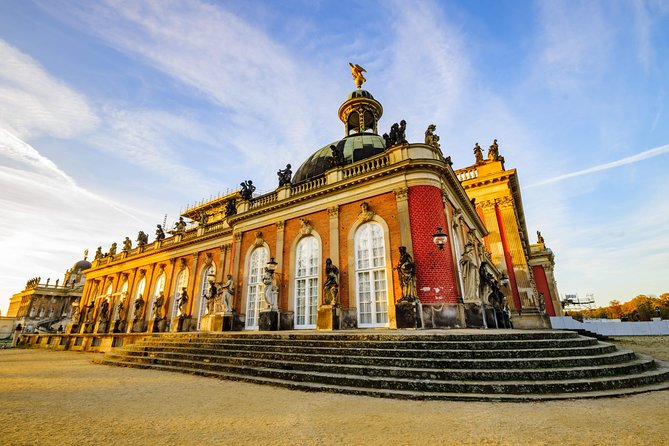 "Guided tour ""Love stories of Potsdam"""