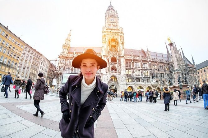 """Guided tour """"Love stories of Munich"""""""