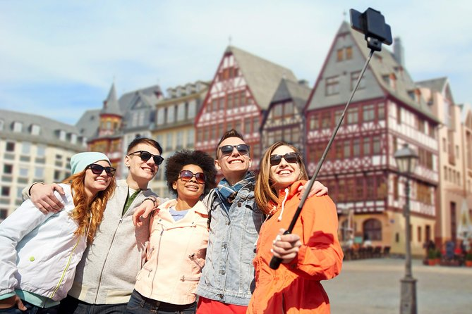 "Guided tour ""Love stories of Frankfurt"""