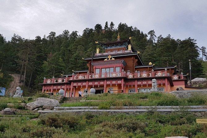Buddhist Monastery Aglag