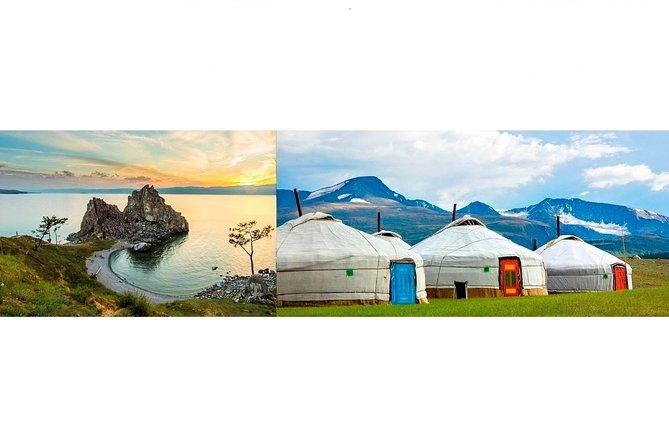 From BAIKAL to MONGOLIA Tour (12 days)