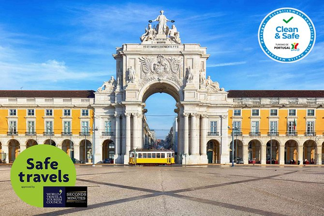 Lisbon Full Day Discovery Tour in Private Vehicle