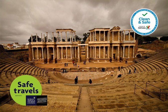 Merida Spain Private Full Day Sightseeing Tour from Lisbon