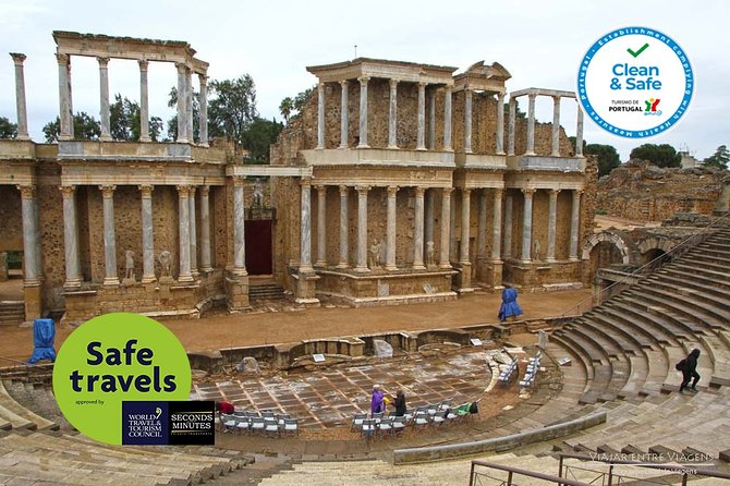 Merida Spain Private Full Day Sightseeing Tour from Lisbon photo 1
