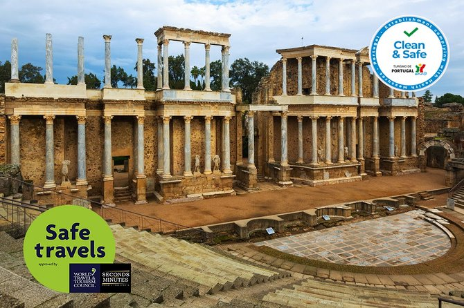 Merida Spain Private Full Day Sightseeing Tour from Lisbon photo 2