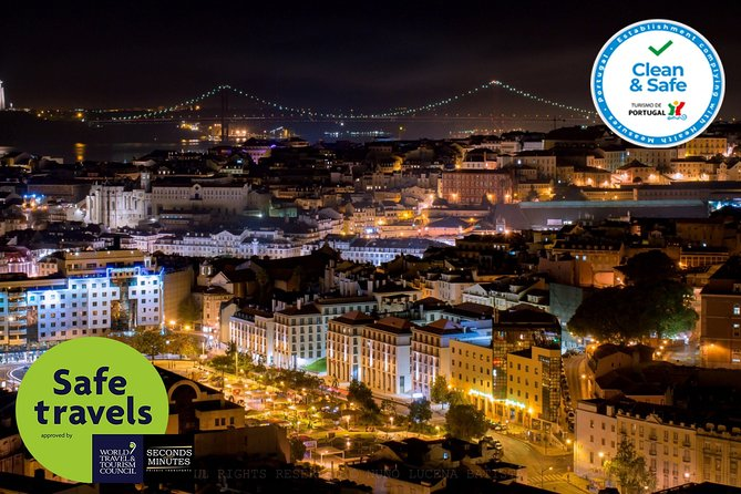 Private tour: Lisbon Fado Dinner Show and Panoramic Night Tour photo 3
