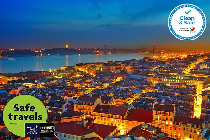 Private tour: Lisbon Fado Dinner Show and Panoramic Night Tour photo 4