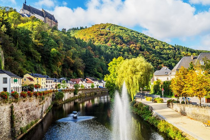 Romantic tour in Vianden