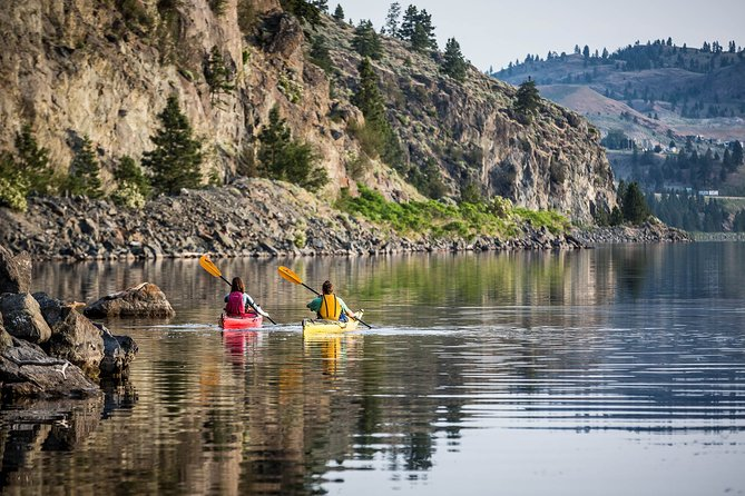 Okanagan Wine Country Kayak, Wine, and Picnic Tour