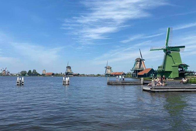 Countryside Tour: Zaanse Schans & Zandam by electric bike