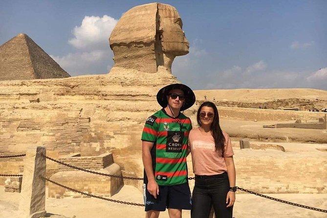PriavteTour to Giza Pyramids & Sphinx