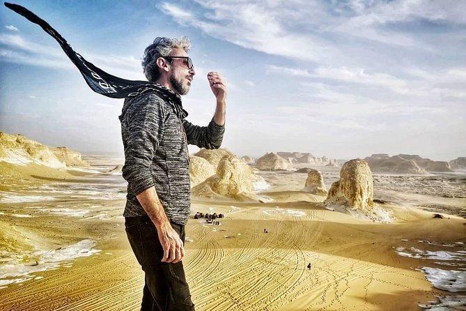 Private 3 Days 2 Nights White Desert and Bahariya Oasis Tour