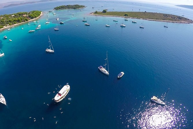 Private speedboat tour to 3 Islands