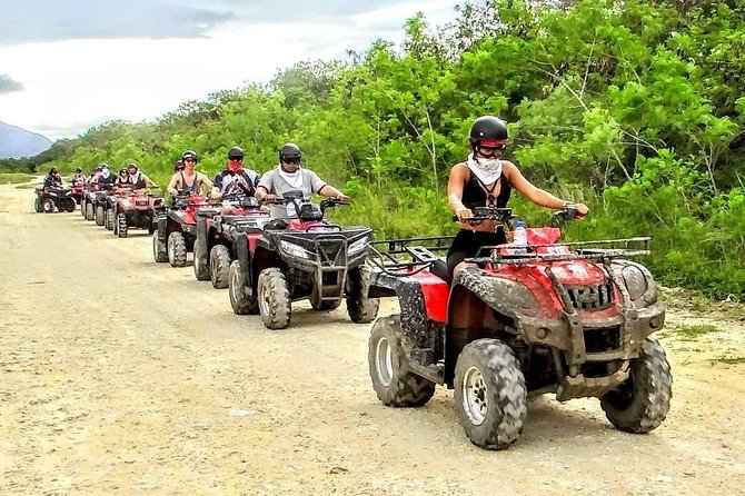 3-Hour Private ATV Tour of Puerto Plata