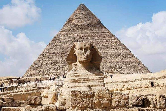 Private full day tour in Pyramids of Giza, Memphis and Saqqara
