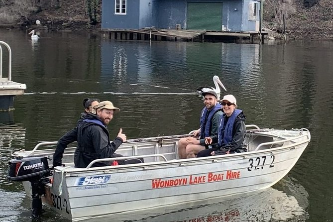 Boat Hire Experience On Wonboyn Lake - Half Day