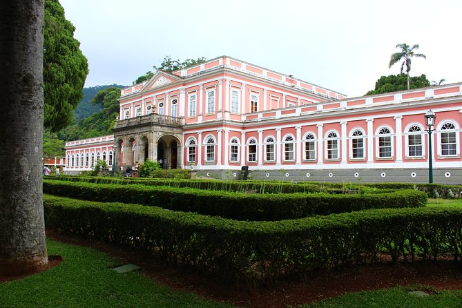 Petropolis with Brazilian Barbecue Lunch & Beer Experience Tour
