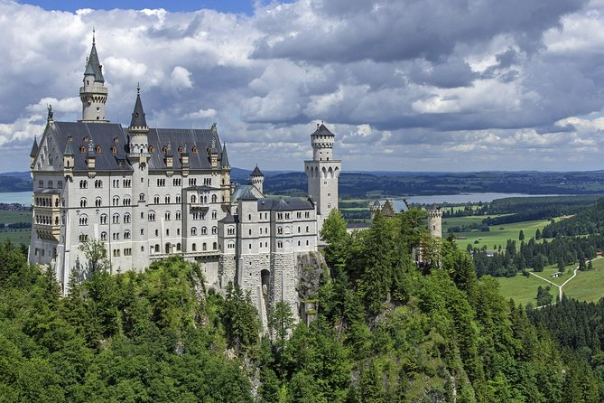The Royal Castles Neuschwanstein and Linderhof