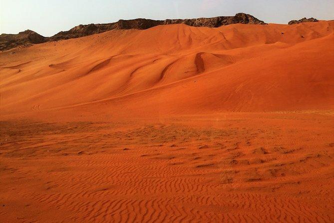 Dubai Desert Safari Exclusive Evening Tour