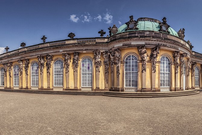 Potsdam, the City of Palaces - Private with public transportation from Berlin