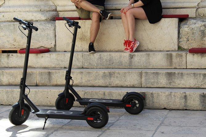 RENT eScooter, Split