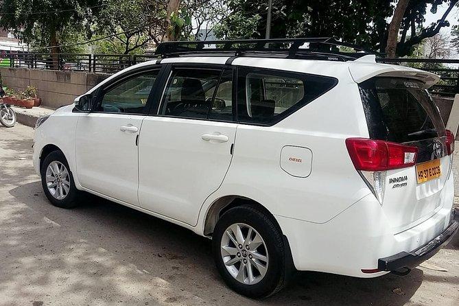 Private One-Way Transfer Agra to Delhi Drop
