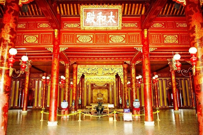 Hue City Tour From Hoi An- Private Tour