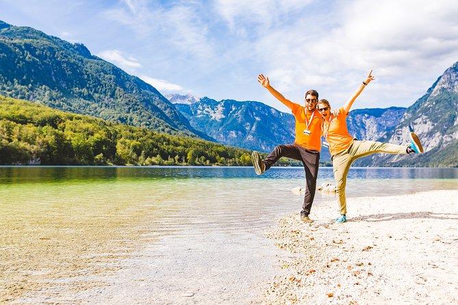 Bled & Bohinj lakes with Skofja Loka   Private trip from Ljubljana