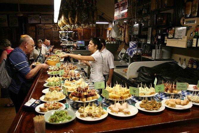Barcelona Tapas & Wine Tasting Private Tour
