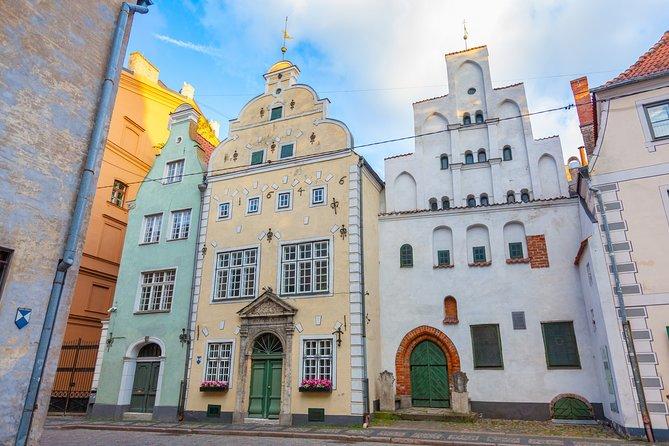 Riga Private Walking Tour