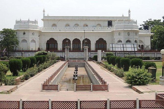 Wajid Ali Shah Walk through Kaiserbagh