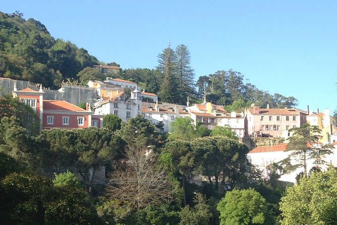 Full Day Tour of Sintra and Cascais from Lisbon