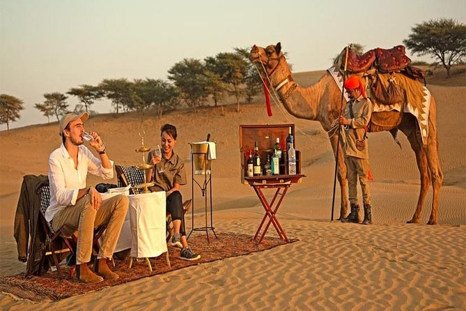 3-Day Private Tour of Jaisalmer with Desert Camp Experience