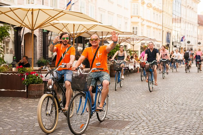 Ljubljana bike cruise | Private trip