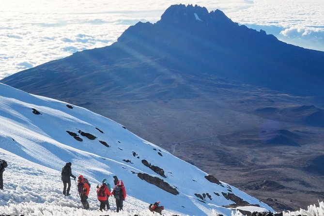 Climb Mount Kili For Seven Days