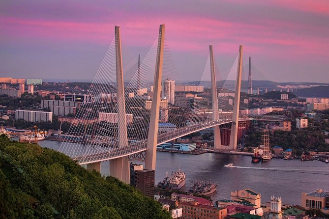 Romantic tour in Vladivostok