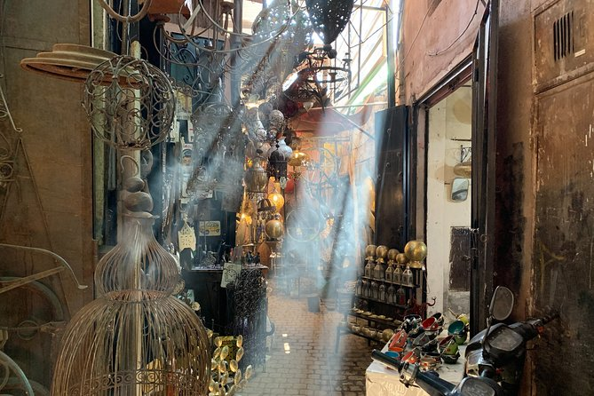 Guided walking tour in Marrakech Medina and Souks