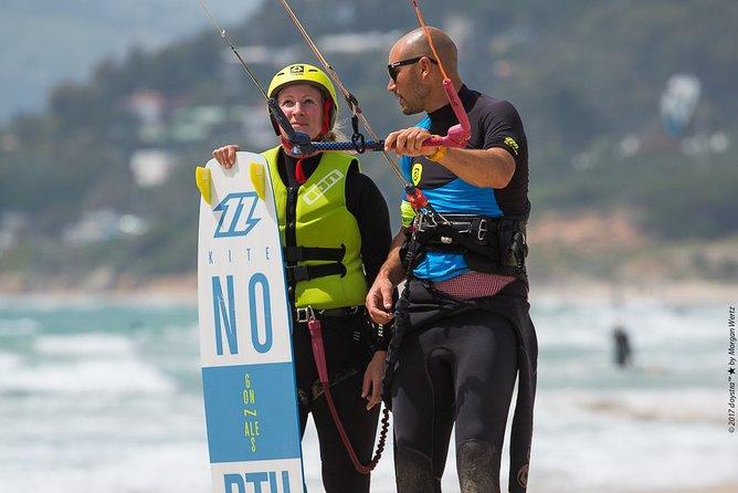Kitesurfing Semi Private Lessons: Tarifa