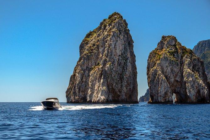 Capri & Positano Tour