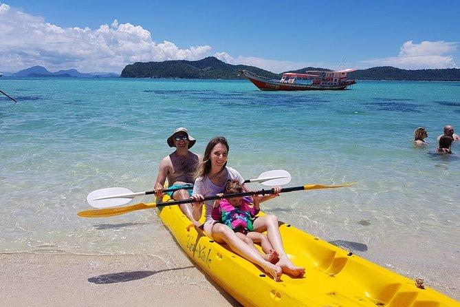 Kayaking and Snorkeling Trip at Koh Tan & Koh Madsum From Koh Samui