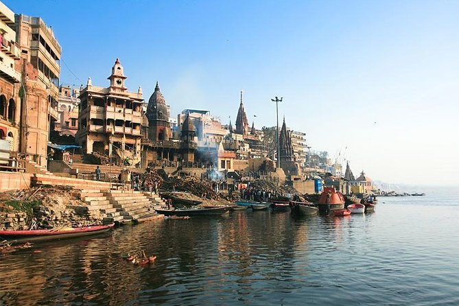 Golden Triangle with Khajuraho & Varanasi (10 Nights 11 Days)