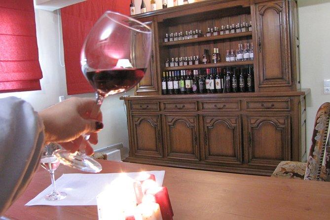 Wine tasting with Nemean Wines