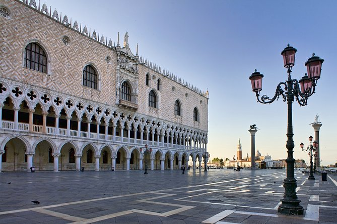 Doge's Palace skip-the-line guided tour & access to St. Mark's Basilica Terrace